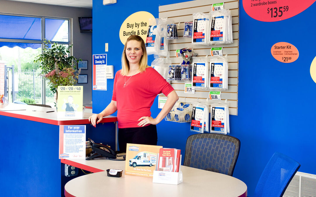 Guardian Self Storage Property Managers help customers through emotional times