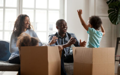 HOW TO MAKE THE MOVE EASIER ON YOUR KIDS